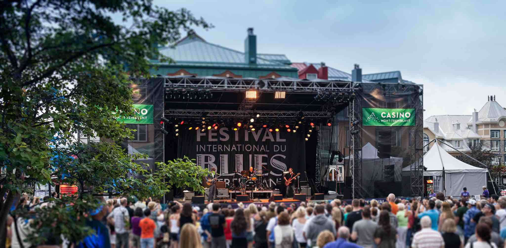 Fun things to do in Mont-Tremblant include festivals and concerts