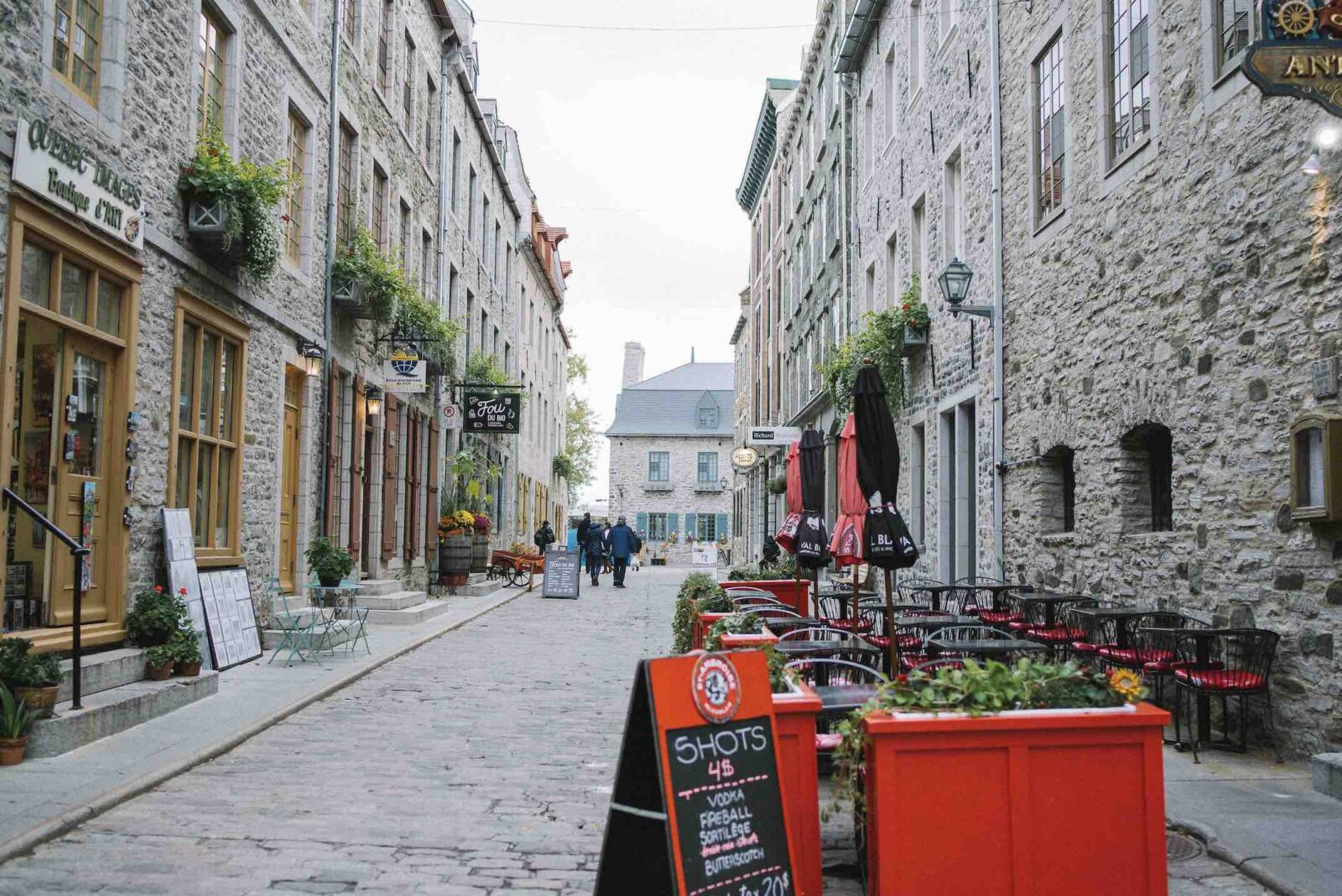 MFI-athalia-things to do in old Quebec City cobbled street