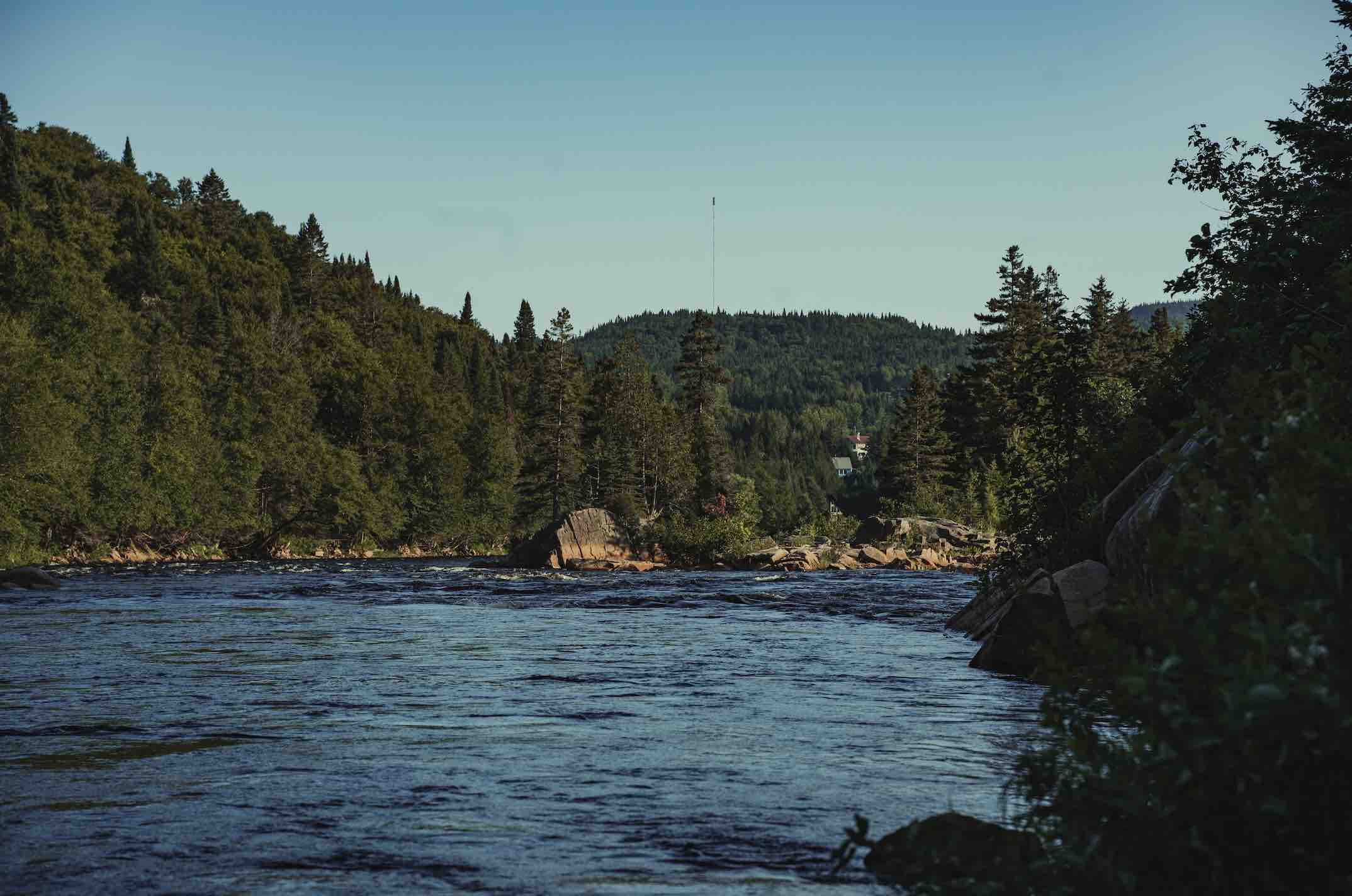 thomas-lardeau--unsplash- things to do in Old Quebec City include taking a drive to Jacques-Cartier National Park